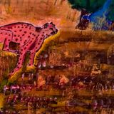 Fiery Cheetah