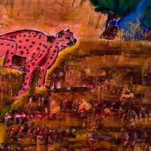 Fire  Cheetah
