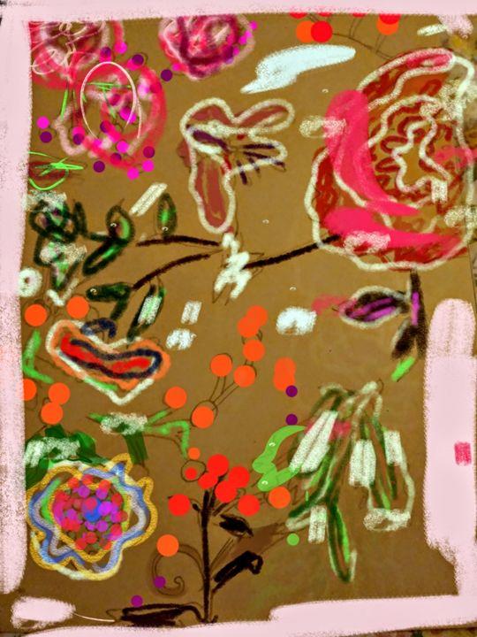 Joy and flowers - Breath Colour Infinity
