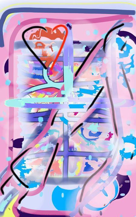 Leaving - Breath Colour Infinity