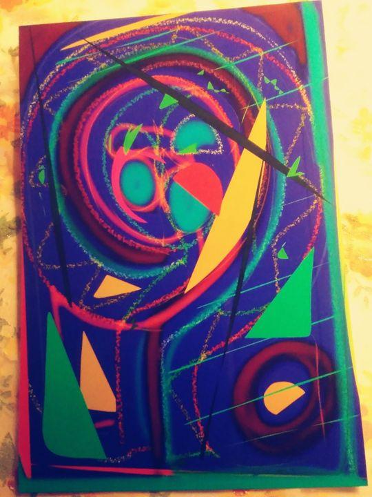 Deep rivers - Breath Colour Infinity