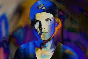 Avicii Tim Bergling Abstract