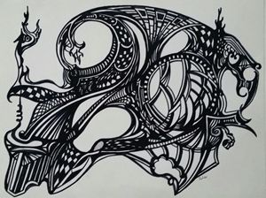 Waveskull