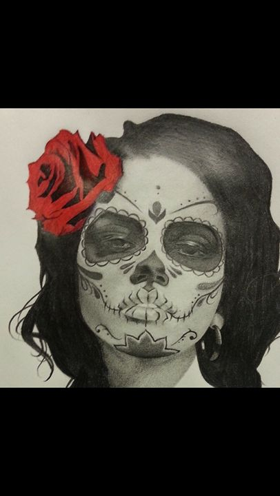 Day of the dead - Wednesday Bustamante