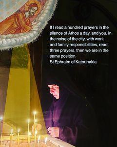 Greek Orthodox Prayer