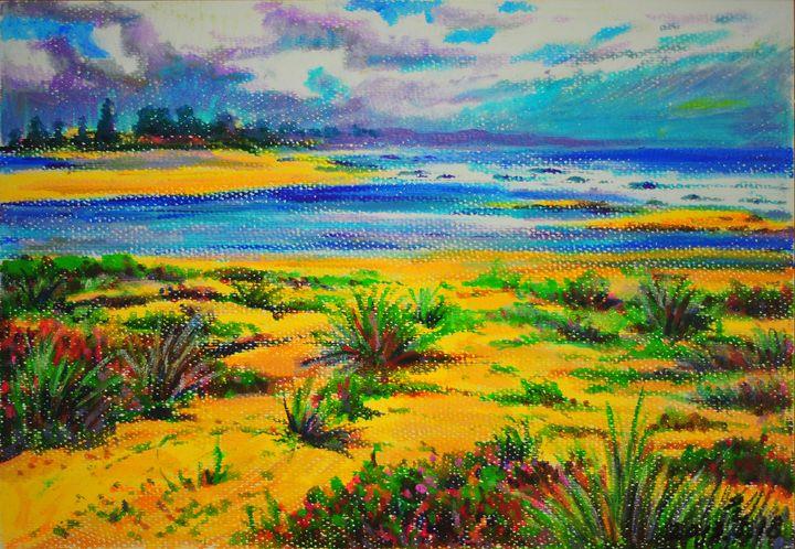 Beach of Entries - Yi