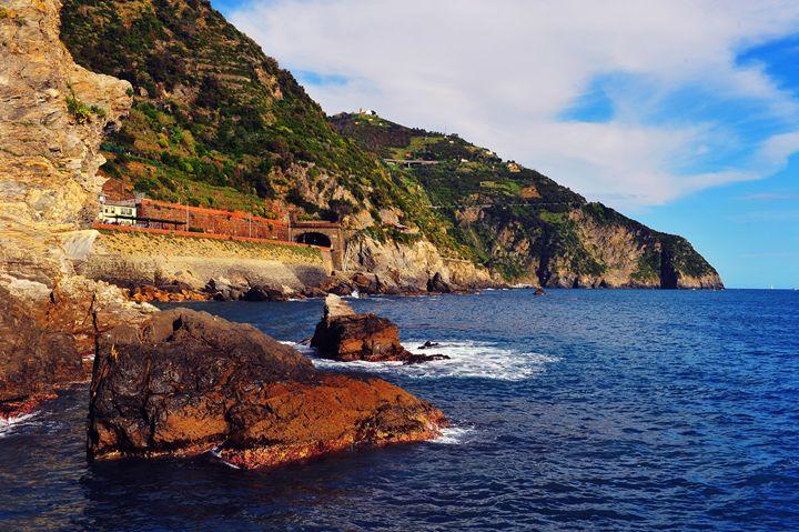 Cinque Terre,Italy - Yi