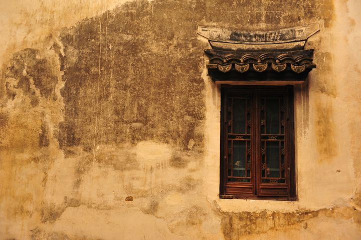 Old window - Yi