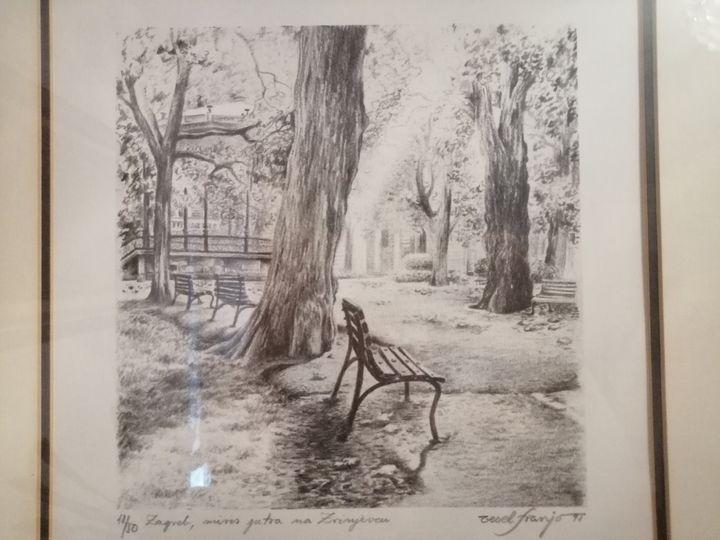 In the park - Francesco Croata