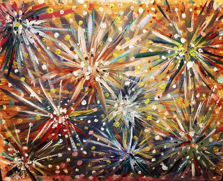 Fireworks - Ramona Peiu