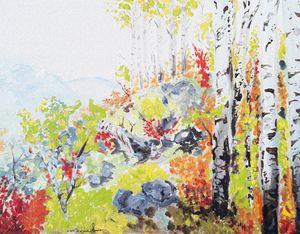 September Aspen