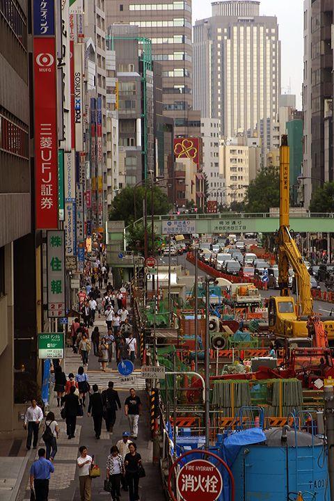 Tokyo Proper - G.S. Davis Art