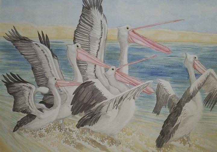 Pelican Brunch - Sue-Ellen