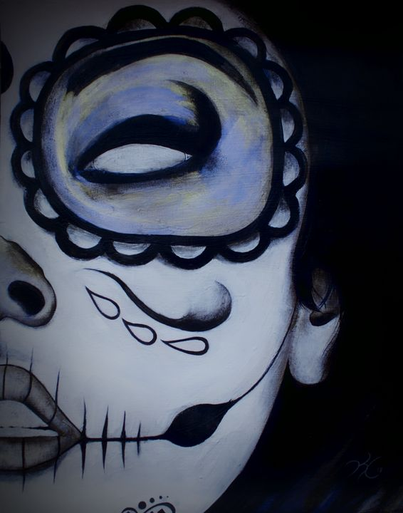 Day of the Dead - The Cardonne Tattoo Company inc.