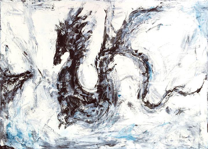Dragon - Awesome Art