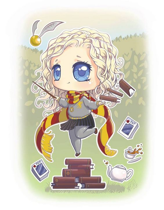 Gryffindor for ever - Aphilien