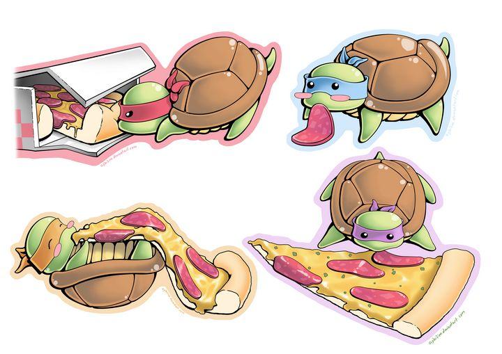 Pizza Party - Aphilien
