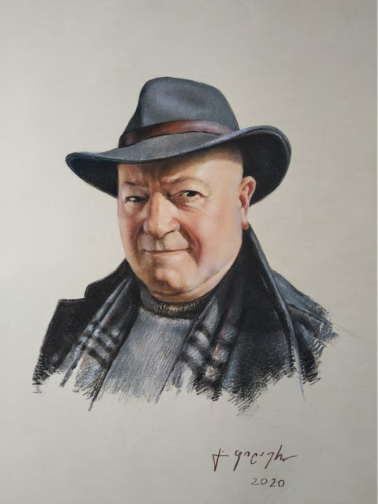 Self Portrait - Gela Philauri