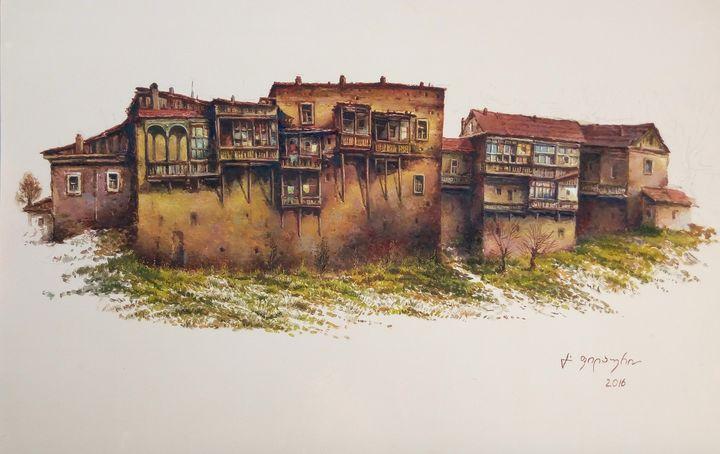 Old Tbilisi - Gela Philauri