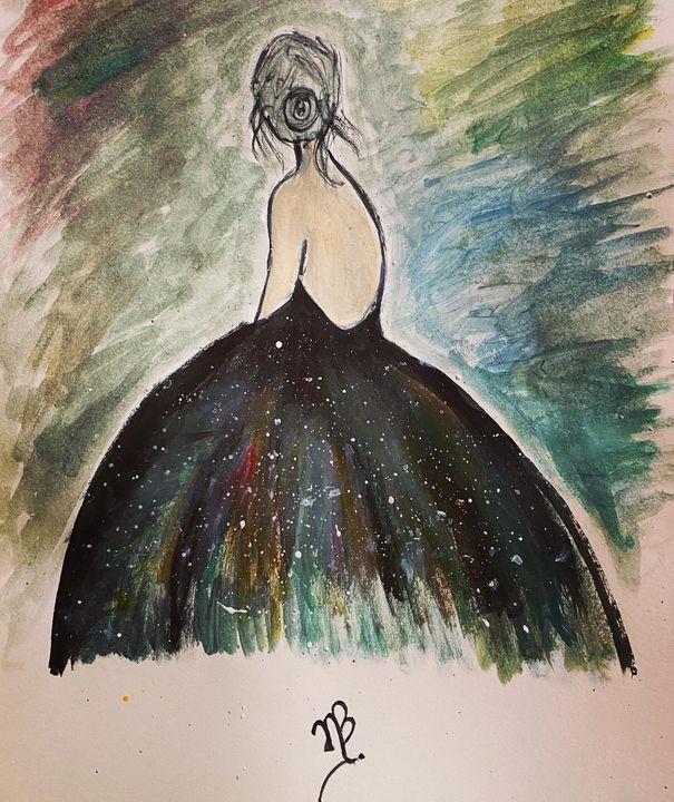 Glittering Dress of women - Happy Creations