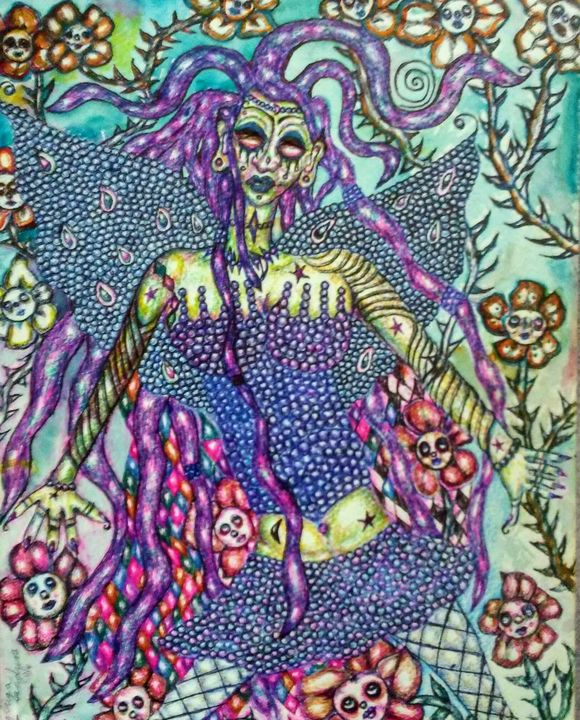 Goddess Of Nature - Darkmoon Doll