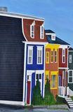 Jellybean Row, St. John's