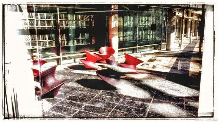 Shadows & Light - Speros Photo Art- Odd things and more