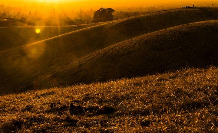 Golden Hills - Raymond Enriquez