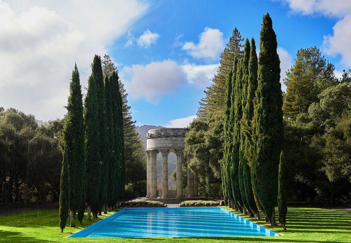 Pulgas Water Temple - Raymond Enriquez