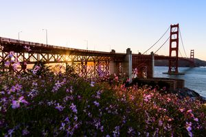 San Francisco Golden Gate Bridge - Raymond Enriquez