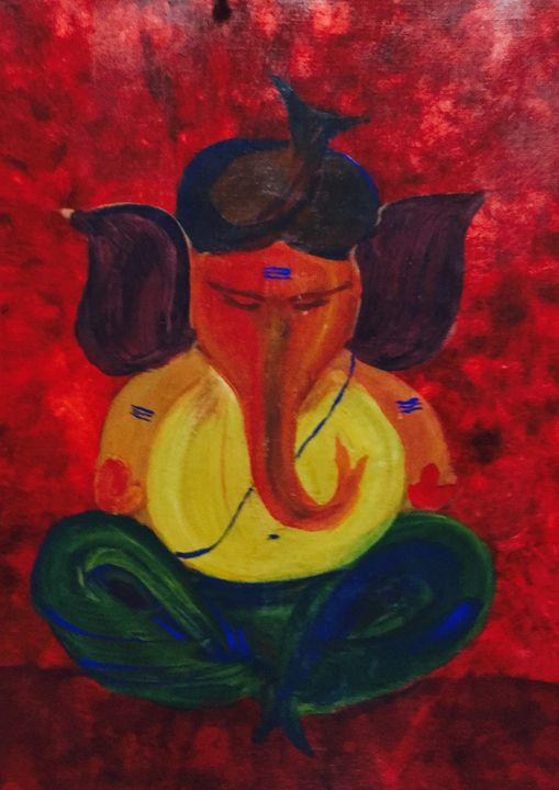 Ganesha - Aalekh