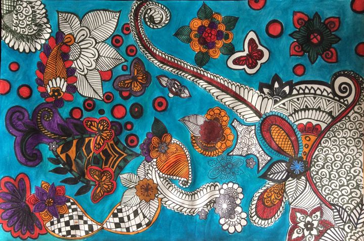 Color Doodle - Aalekh