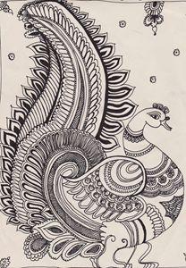 Kamalkari Peacock