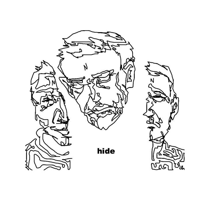 Hide Yourself - Daarky