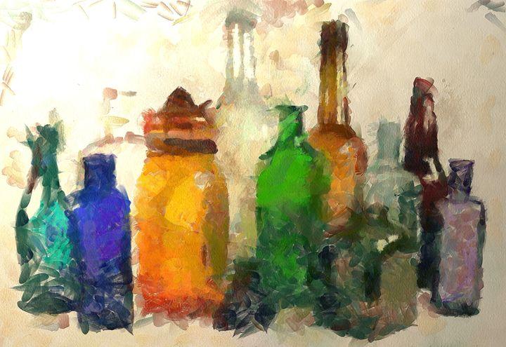 Bottles - Gavart