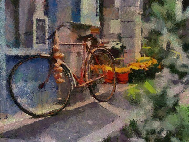 Bike At Rest - Gavart