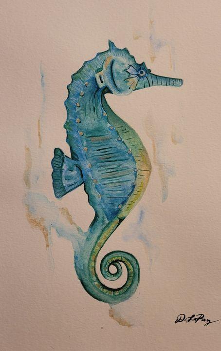 Seahorse - Lapazagenix