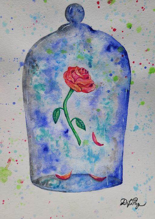 Enchanted rose - Lapazagenix