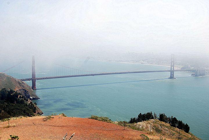 Golden Gate Bridge #2 - SluPhoto Gallery