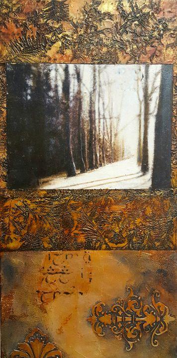 "Escape - ""Wildspringartstudio"" Laura Spring"