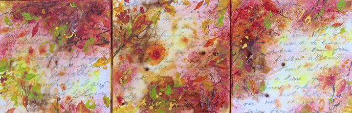 """Autumn Poetry - """"Wildspringartstudio"""" Laura Spring"""