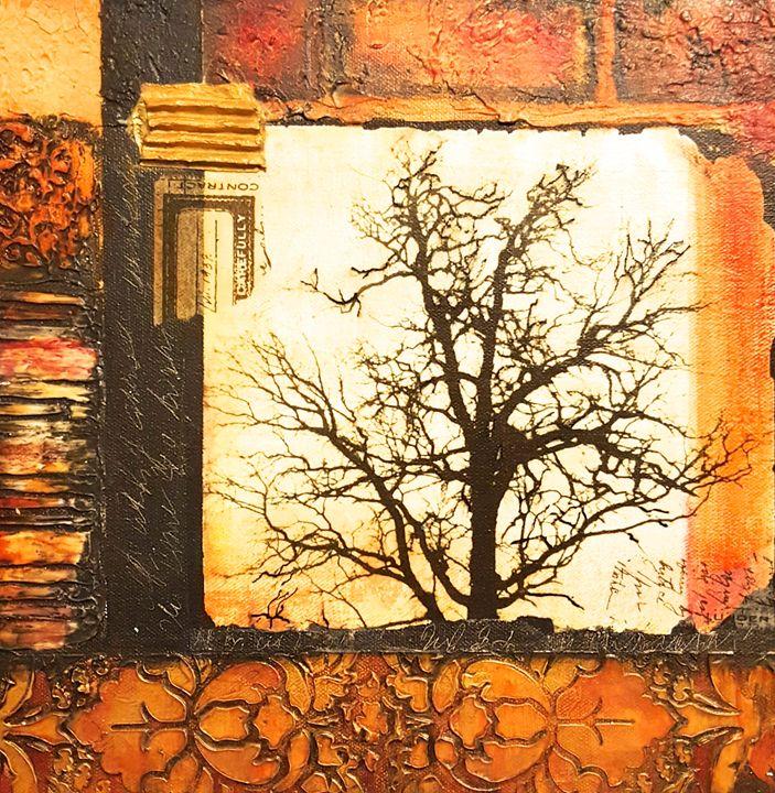 """Evanescent - """"Wildspringartstudio"""" Laura Spring"""