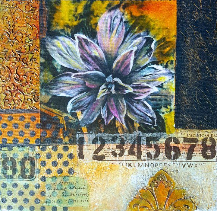 "Gilded Gift - ""Wildspringartstudio"" Laura Spring"