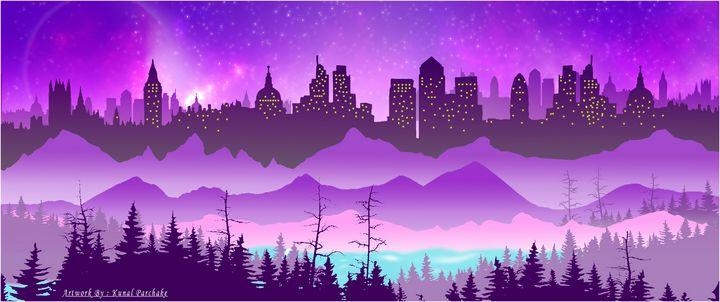 Cityscape - MyDream