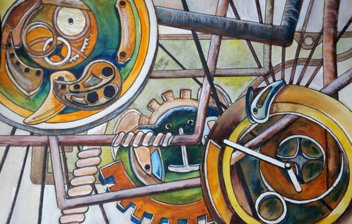 Mechanical insides - Carol @ Centon