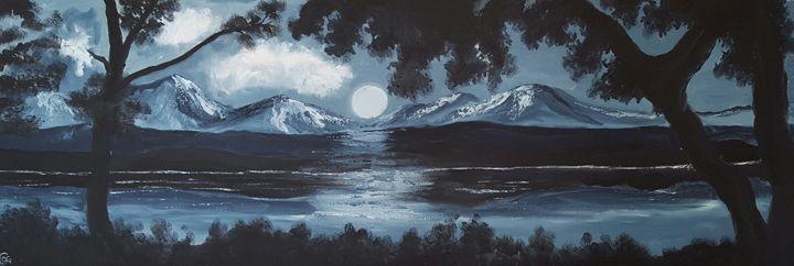 Blue sunset - Carol @ Centon