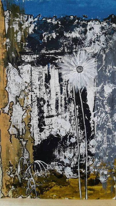 Cliff flower - Carol @ Centon