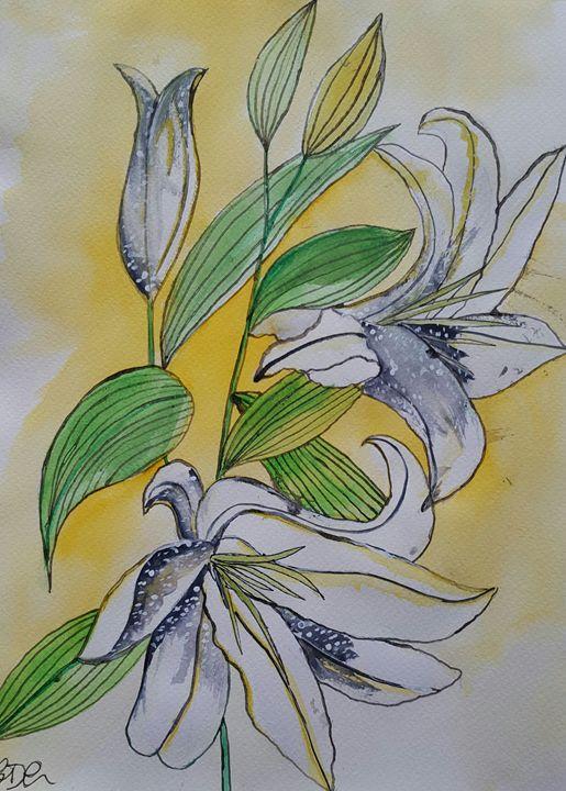 3 iris - Carol @ Centon