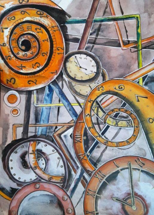 Clockwork mechanisms - Carol @ Centon