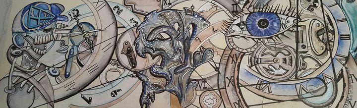 Faces within faces - Carol @ Centon